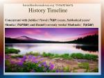 baruchhashemadonai  בושאהמשהוהי History Timeline
