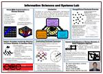 Information Sciences and Systems Lab