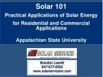Brandon Leavitt 847-677-0950 solarserviceinc
