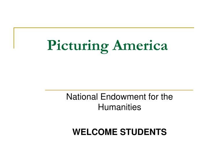 picturing america n.