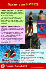 Seafarers and HIV/AIDS