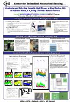 Approach: Networked Aquatic Microbial Observing System