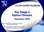Lincoln Castle Academy