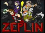 Zeplin Title Screen