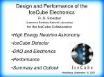 Design and Performance of the IceCube Electronics