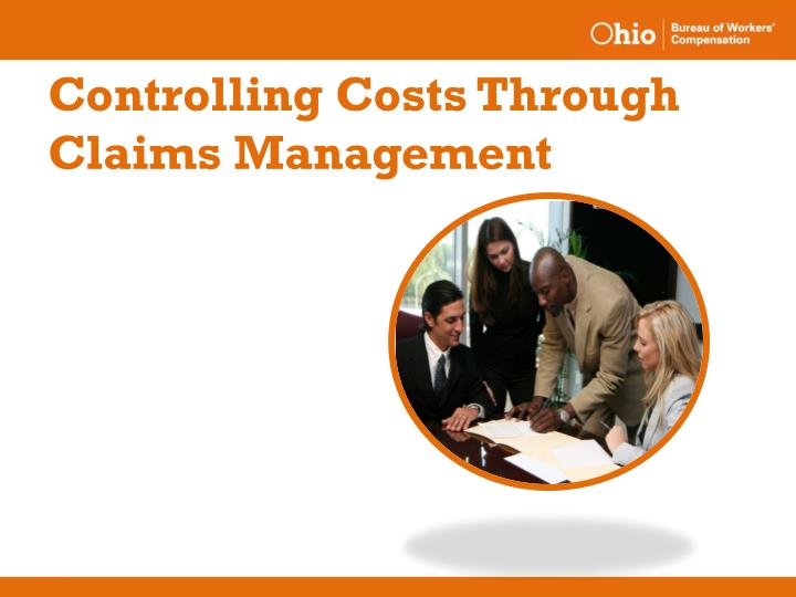 controlling costs through claims management n.