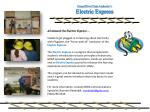 All aboard the Electric Express …