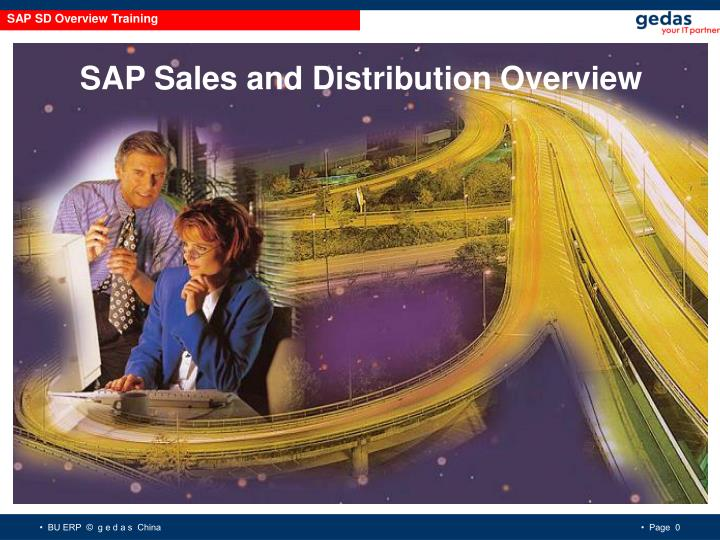 sap sales and distribution overview n.