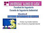 "UNIVERSIDAD ""ALONSO DE OJEDA"""